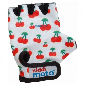 Gants KIDDIMOTO cherry