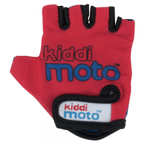 Gants KIDDIMOTO red