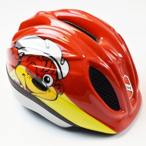 Casque PUKY red