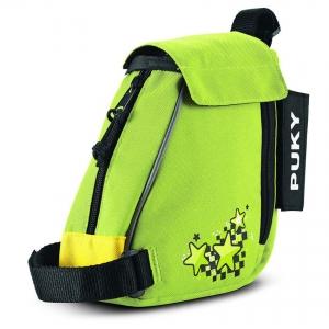 Sacoche de cadre PUKY green