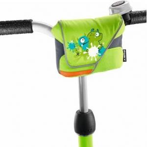 Sacoche de guidon PUKY green