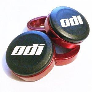 Bagues ODI lock on red