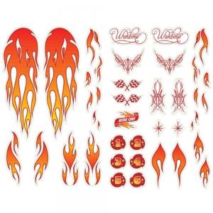 Stikers Flammes pour...